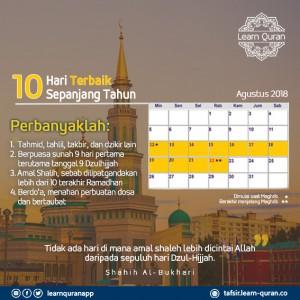 best 10 day